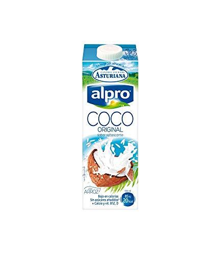 BEBIDA DE COCO ASTURIANA ALPRO 1L * 6