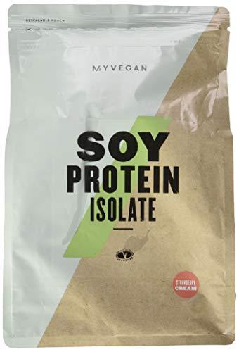 Myprotein Soy Protein Isolate Strawberry Cream 1000 g