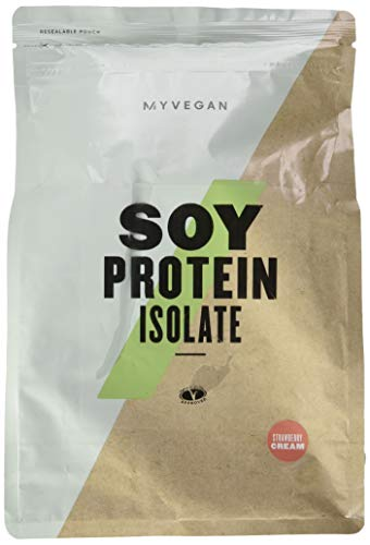 Myprotein Soy Protein Isolate Strawberry Cream 1000 g