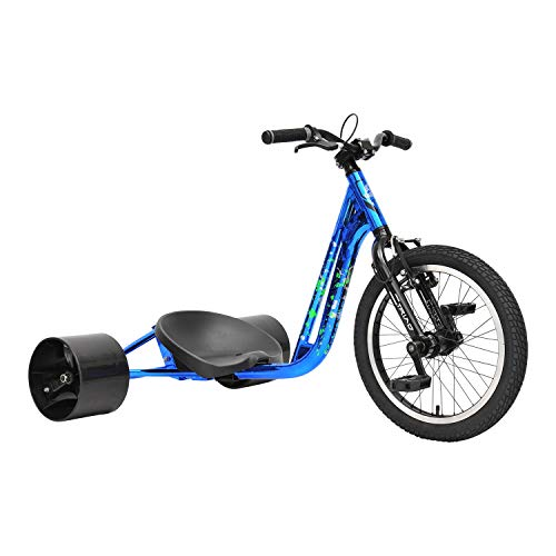 Triad Contador Medida 3 Drift Trike Electro Azul