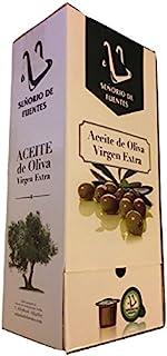 110 UD de monodosis de aceite de oliva virgen extra de 18ml