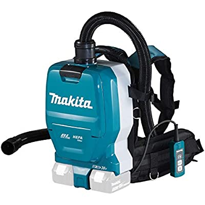 Cheap Makita Dvc261zx15 Battery Powered Backpack Vacuum
