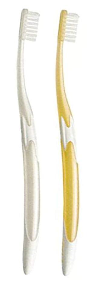 関与する欠員マンハッタンジーシー GC ルシェロ W-10 歯ブラシ 3本 (ハンドルカラーお任せ)