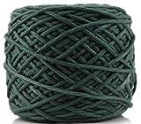 200G Seda Suave Leche de algodón Hilado de algodón Hilo Grueso Amante Amante Bufandas Hand-Harn Thread Hiled Hilo Bricolaje Suéter (Color : 19)