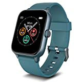 IOWODO R3Pro Fitness Tracker Watch Smartwatch - Smart Watch for iPhone Compatible Fitness Tracker for Women Pedometer Watch Calorie Counter Watch Sleep Monitor Android Watch for Women Green