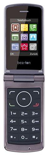 Beafon C240 6,1 cm (2.4') 118 g Negro - Teléfono móvil (Concha, SIM Doble, 6,1 cm (2.4'), Bluetooth, 800 mAh, Negro)