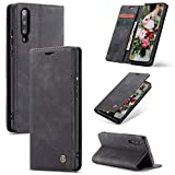 XINYUNEW Holsters Case for Xiaomi Mi 9,Vintage PU Leather