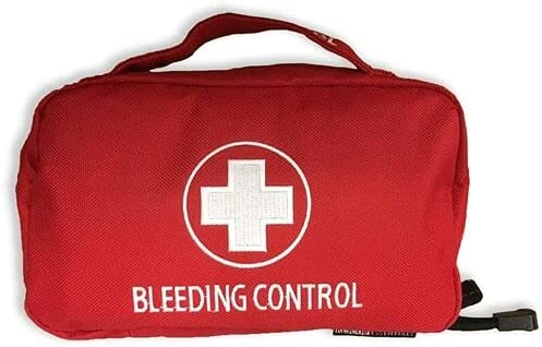 Rescue Essentials Bleeding Control Bag Empty Clamshell with Jacksonville Mall It is very popular -