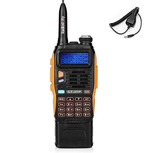 BaoFeng GT-3TP Walkie Talkie Mark-III Dual Band High Power 2 Way Radio...