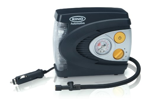 Ring Automotive RAC620 12V analoge compressor met LED-licht