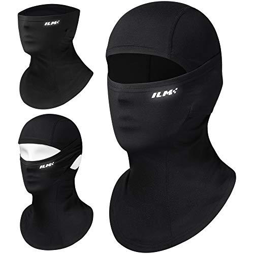 ILM Motorcycle Balaclava Face Mask for Ski Snowboard Cycling Working Men Women…