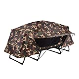 Yescom Folding Single Tent Cot Oversized Camping Hiking Bed Portable Outdoor...