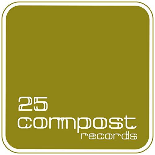 25 Compost Records (10x12'' Box-Set) [Vinyl LP]