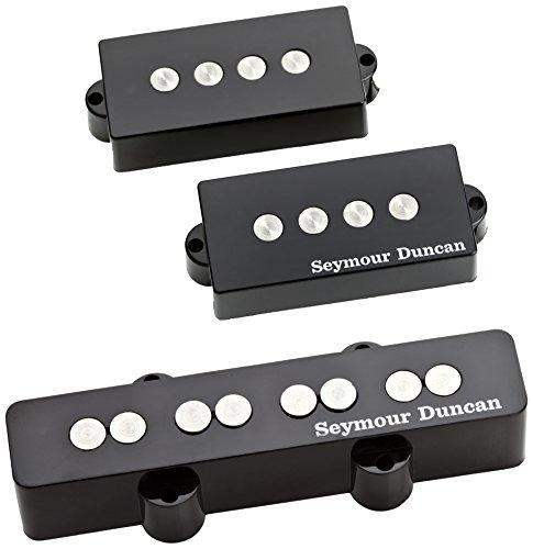 Seymour Duncan cuarto de libra P-J de guitarra eléctrica Electronics