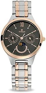 Titan Neo Analog Grey Dial Women's Watch - 2590KM02