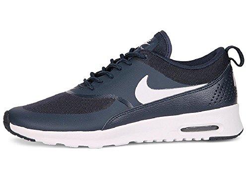 Nike Air Max Thea Wmns 599409-409, Scarpe da Ginnastica Basse Donna, Blu (Navy 599409/409), 38.5 EU