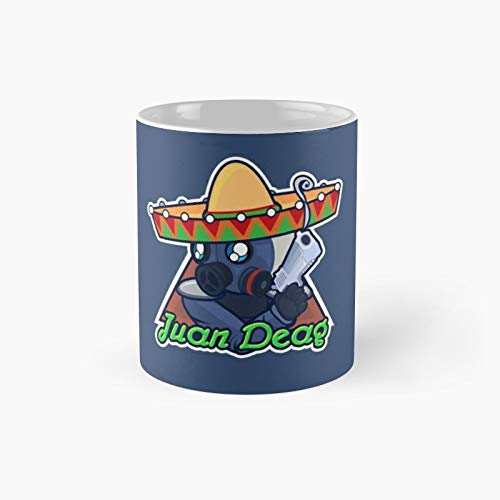 Juann Deag - Counter-terrorist Classic Mug Birth-day Holi-day Gift Drink Home Kitchen
