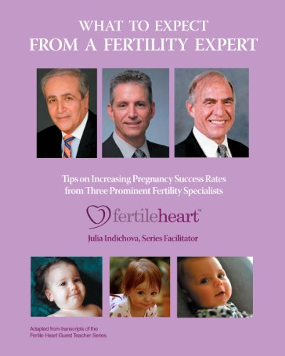 What to Expect from a Fertility Expert: Tips on Increasing Pregnancy Success Rates from Three Prominent Fertility Specialists (English Edition)