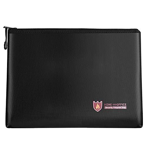 Fireproof Document Bag,Waterproof and Fireproof...