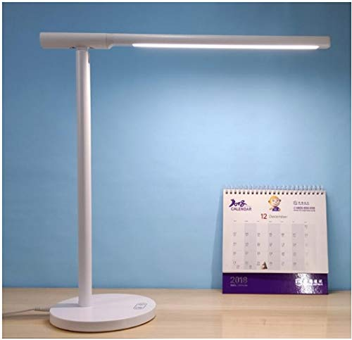 Tafellamp, LED, 5 kleuren, traploze gradatie van de ogen, touchscreen, tafellamp, opvouwbaar, 160 x 430 mm