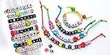 Immagine 1 clementoni crazy chic message bracelets