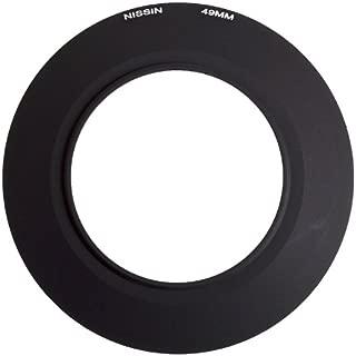 Nissin NI-ZRING49 49 mm Adapter Ring for MF18 Macro Flash