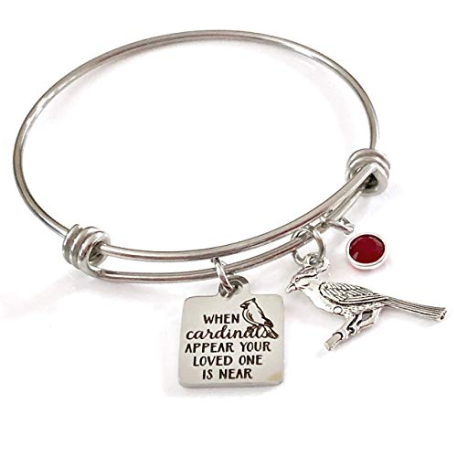10 best cardinal memorial bracelet for 2020