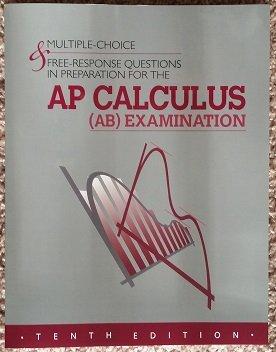 Questions à choix multiple et réponse libre lors de la préparation des examens AP Calculus AB
