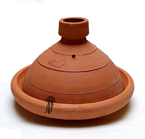 Tajine marocain Touareg - Plat a Tagine 15 cm plat a tajine individuel
