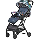 R for Rabbit Pocket Stroller Lite Portable Travel Friendly Pre Installed Baby Stroller and Pram for...