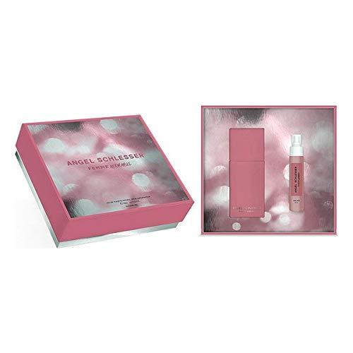 Set de Perfume Mujer Femme Adorable Angel Schlesser EDT (2 pcs) Perfume Original   Perfume de Mujer   Colonias y Fragancias de Mujer