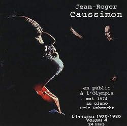Jean-Roger Caussimon Vol 4 en public a l'Olympia mai 1974