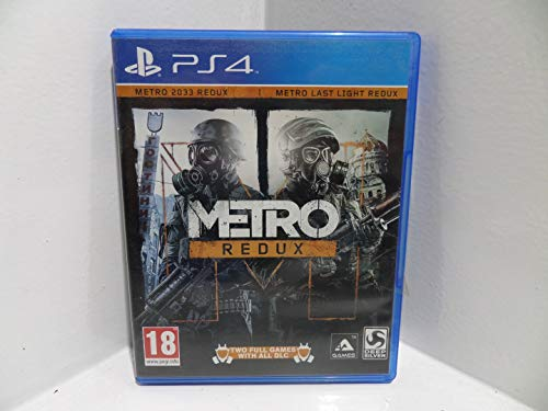 Metro Redux Double Pack (2033 + Last Light) Ps4- Playstation 4