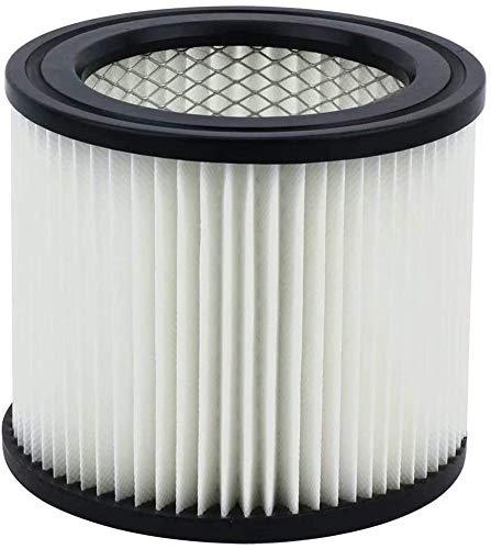 Carkio HEPA Vacuum Cleaner Replacement Filter Compatible with Shop-Vac 90398, 903-98, 9039800, 903-98-00 Hangup Wet/Dry Vacuum Cleaner Spares Cartridge Filter
