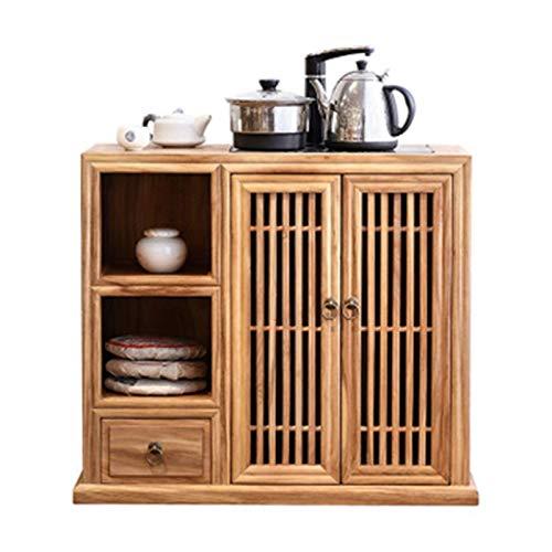 FTFTO Daily Equipment Sideboard Tea Cabinet Multifunctional Locker Living Room Tea Room...