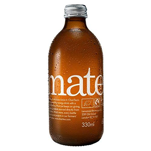 ChariTea Sparkling Iced Mate Tee, 330 ml