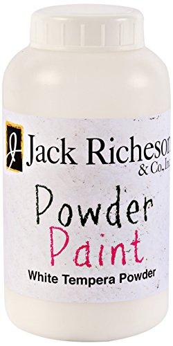 Powdered Tempera Paint (White)