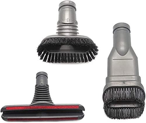 NICERE Partes de aspirador reemplazos 3 unids aspirador cepillo herramientas piezas adaptador kit para aspirador barrido robot piezas de repuesto