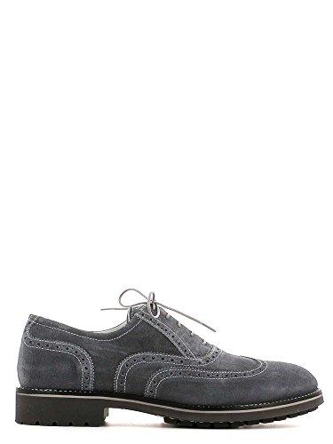 scarpe francesine uomo Nero Giardini A503670U Francesina Uomo Jeans 40