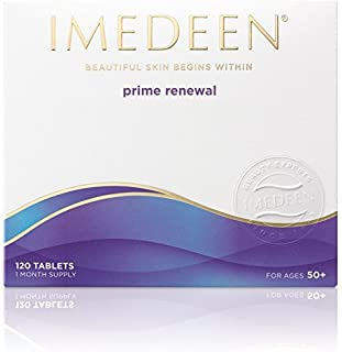 3 X Imedeen Prime Renewal 120 Tablets, 3 Month Supply Brand New