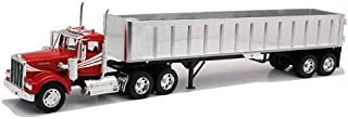 New Ray Die-Cast Truck Replica - Kenworth W900 Frameless Dump Truck, 1: 32 Scale, Model# 13733