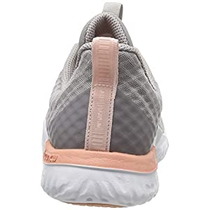 Nike Women's Fitness Shoes, Grey/Pink, 7.5