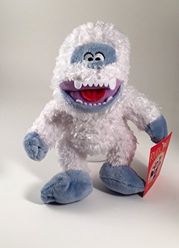 Mini 7' plush 50th Anniversary Bumble Abominable Snowman from Rudolph the Red-Nosed Reindeer (1964-2014)