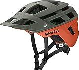 Smith Unisex Forefront 2MIPS MTB Fahrradhelm, matt, Salbeirot Rock, Größe S 51-55 cm