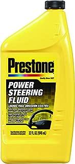 Prestone Pack of 1 AS261 Power Steering Fluid-32 oz