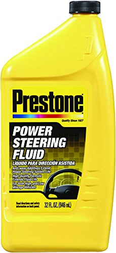 Prestone Pack of 1 AS261 Power Steering Fluid-32...