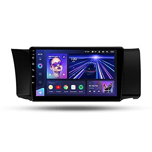 Amimilili CC3 Android 10 Car Radio Video Player para Toyota GT 86 para Subaru BRZ 2012-2016 DSP Carplay Bluetooth WiFi FM Control del Volante,cámara Trasera,8core WiFi+4g: 6+128g