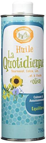 La tourangelle Huile la Quotidienne Ensoleillée à l'Huile d'Olive 750 ml