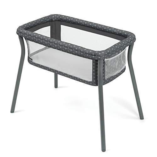 Chicco LullaGo Anywhere Portable Bassinet - Grey Star