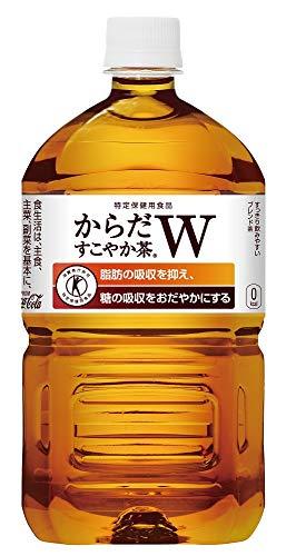 コカコーラ からだすこやか茶W お茶 ペットボトル 1.05L 12本 [4479]
